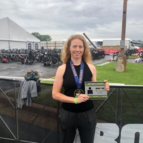 Artificial Intelligence Coaching Leads Triathlete to World Championship Qualification